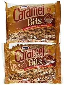 Kraft Caramel Bits, 11-Ounce Bags (Pack of 12)