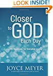 Closer to God Each Day: 365 Devotions...
