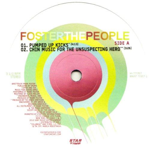 Foster The People - Pumped Up Kicks - Zortam Music