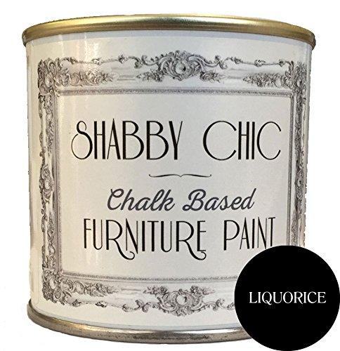 r glisse mobilier de peinture id ale pour cr er un style shabby chic 250ml. Black Bedroom Furniture Sets. Home Design Ideas