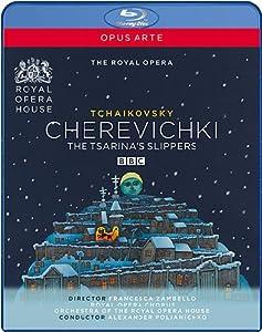 Tchaikovsky: Cherevichki (Cherevichki: Royal Opera 2009) [Blu-ray] [2010] from Opus Arte