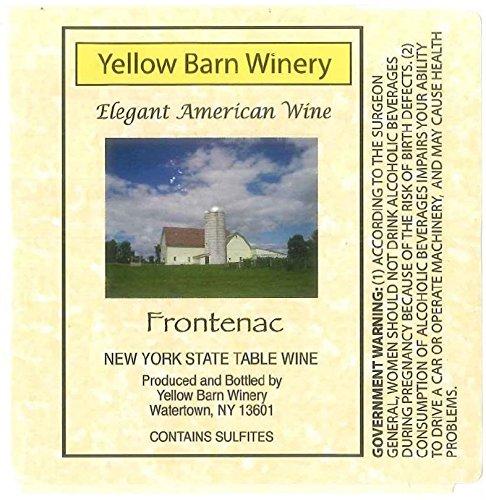 Nv Yellow Barn Winery Frontenac Dry Red 750 Ml