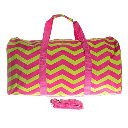 22-Carry-On-Duffel-Bag-Green-Pink