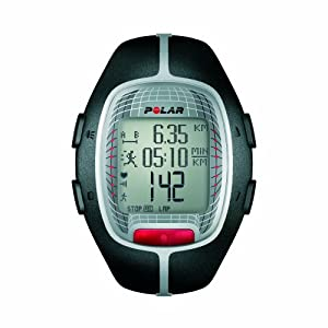 Polar RS300X Black Heart Rate Monitor