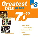 Greatest Hits of the 70's - CD 3 ( CD ) Various