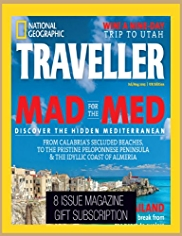 Nat Geo Traveller - Magazine Gift Subscription