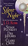 img - for Silent Night: Midnight in Death/Unexpected Gift/Christmas Promise/Berry Merry Christmas (Christmas Anthology) book / textbook / text book