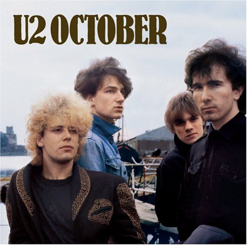 October by U2 album cover