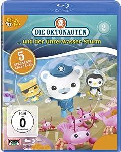 Die Oktonauten 2: ...und der Unterwasser-Sturm [Blu-ray]