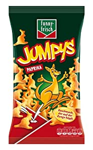 Funny-Frisch Jumpys, 4er Pack (4 x 75 g)