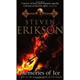 Memories of Ice (Book 3 of The Malazan Book of the Fallen)by Steven Erikson