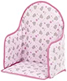 Obaby Highchair Insert Tiny Tatty Teddy (Pink)