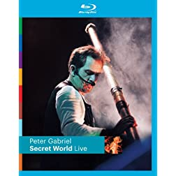 Secret World: Live [Blu-ray]