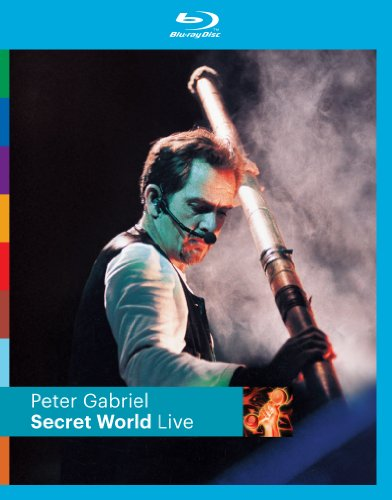 Blu-ray : Peter Gabriel - Secret World (Blu-ray)
