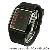 BOUNCER SPORTS/バウンサースポーツ メンズ ウォッチ(腕時計) 381G-BKBK-R ブラック/ブラック