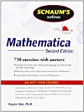 img - for Schaum's Outline of Mathematica, 2ed (Schaum's Outline Series) book / textbook / text book