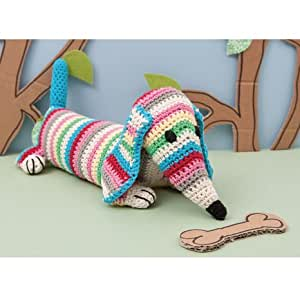 Kit Crochet Ted le Teckel - Rico Design