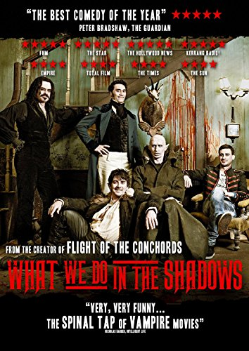 What We Do In The Shadows [DVD] [Edizione: Regno Unito]