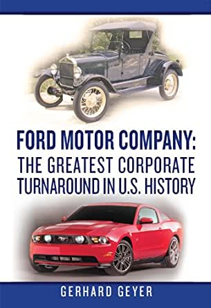 Ford motor company the greatest corporate for Ford motor company charitable giving