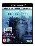 The Revenant [4K Ultra HD Blu-ray + Digital Copy + UV Copy] [2016] Import