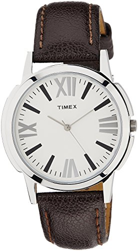 #2: Timex  Dial Analogue Watch for Men (TI0002B10100)