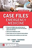 img - for Case Files Emergency Medicine, Second Edition (LANGE Case Files) 2nd by Toy, Eugene, Simon, Barry, Takenaka, Kay, Liu, Terrence, Ros (2009) Paperback book / textbook / text book