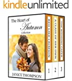 The Heart of Autumn Collection: Three Memorable Stories Set Under Autumn's Changing Leaves (Seasons of the Heart Book 1)
