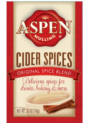 Aspen Mulling Original Spice Blend, 0.35-Ounce (Pack of 100)