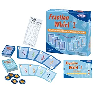 Emines - Whirl I Fraction Game