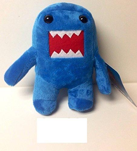 "Blue 10"" Domo Plush"