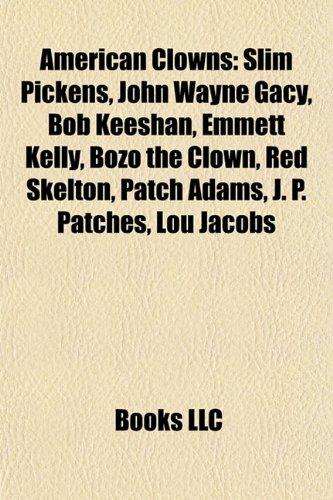 American Clown Names