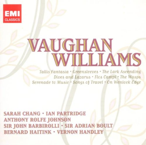 Vaughan Williams: 20th Century Classics by Ralph Vaughan Williams, Vernon Handley, Sir John Barbirolli, Bernard Haitink and Sir Adrian Boult