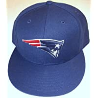 New England Patriots Fitted Hat by Reebok size 7 3/4