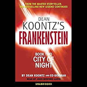 Frankenstein, Book Two: City of Night Audiobook