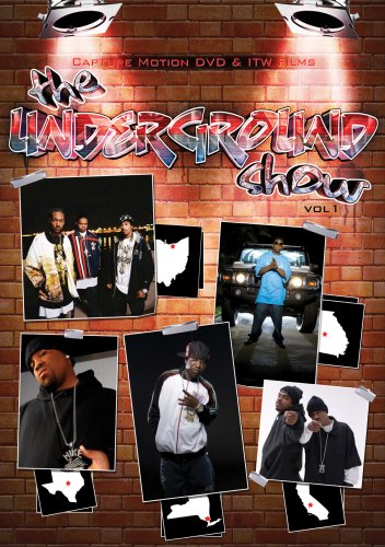 Mike Jones, Lil Flip, Chamillionare, Bone Thugs And Harmony - Underground Show [2005] [DVD] [2008]