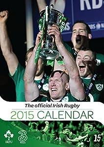 Irish RFU A3 Calendar 2015