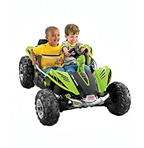 Fisher-Price Power Wheels Dune Racer - Green