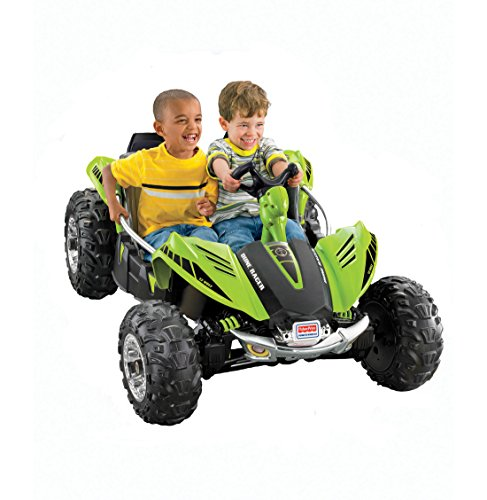 Power Wheels Dune Racer - Green