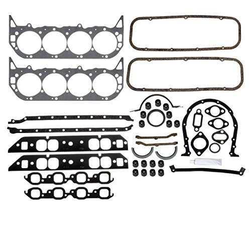 PartsSquare 66-79 Big Block Chevy Engine Overhaul Gasket Kit 396 427 454 BBC 260-1009 (396 Chevy Engine compare prices)
