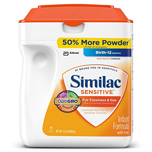 Similac - Sensitive Formula (34 Oz.)