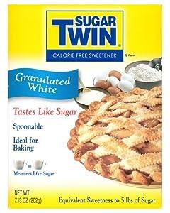Sugar Twin Granulated White: 7.13 OZ