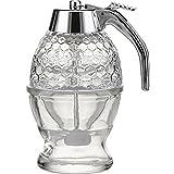 Cookbuyer Handmade Glass Non Drip Honey Dispenser, 200ml/6.6 floz CB-HP-000001