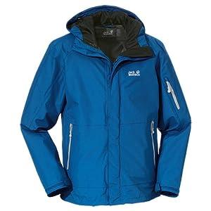 Jack Wolfskin Affinity Men's Jacket blue Classic Blue Size:S