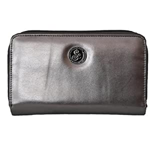 Savvycents Wallet (Pewter)