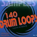 Samples / 140 Drum Loops