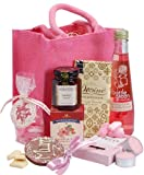 Mothers Day Pink Jute Bag