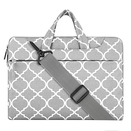 mosiso-laptop-shoulder-bag-sleeve-porte-documents-quatrefoil-style-toile-tissu-carry-case-116-pouces