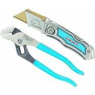 Channellock Products 353771 Channellock Plier & Knife Set-PLIER & KNIFE SET