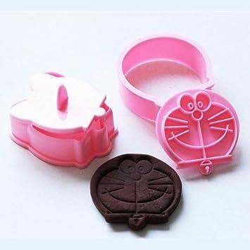 Eddingtons rouge mini valentines coeur emporte-pièce tarte topper de 4 cm