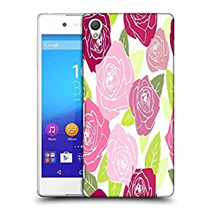 Snoogg Colorful Roses Designer Protective Phone Back Case Cover For Asus Zenfone 6